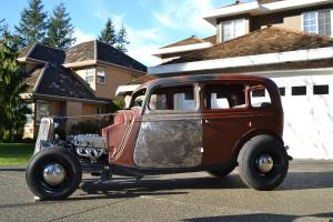 Ford : Model A 4 dr Photo