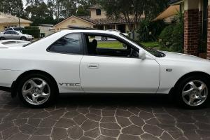 Honda Prelude VTI R 1997 2D Coupe 5 SP Manual 2 2L Multi Point F INJ in Sydney, NSW for Sale