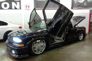 Chevrolet : S-10 S10