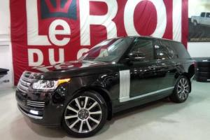 Land Rover : Range Rover AUTOBIOGRAPHY