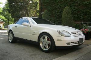 Mercedes-Benz : SLK-Class SLK 230 Convertible, Kompressor