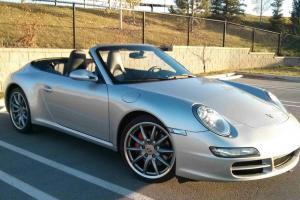 Porsche : 911 Carrera C4S