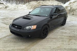 Subaru : Legacy GT Photo