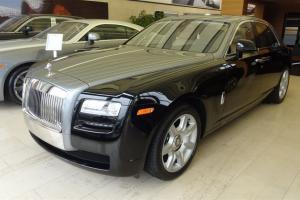 Rolls-Royce : Ghost Base Sedan 4-Door