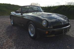1996 MG RV8 Roadster in immaculate condition, less than 6k miles from new