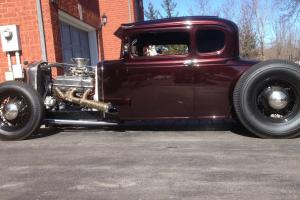 Ford : Model A coupe