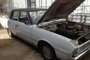 1970 VG Valiant Sedan