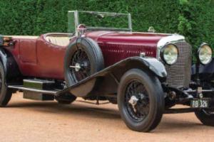 1931 8.0 Litre Vanden Plas style Tourer. Photo