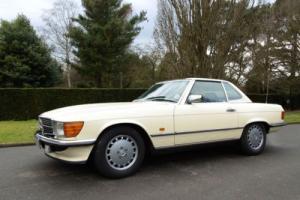 1987 D-REG Mercedes-Benz 300SL R107 Model. Only 110,000 Miles. FMBSH. Stamped