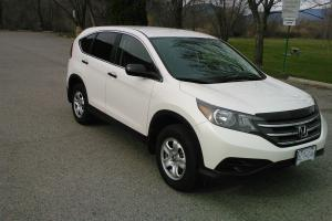Honda : CR-V LX