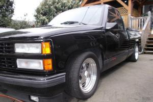 Chevrolet : C/K Pickup 1500 ss