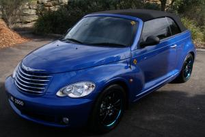 Chrysler PT Cruiser 2006 Limitedconvertible HOT ROD Harley Davidson in Miranda, NSW