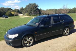 Saab 9 5 SE 1999 4D Wagon 4 SP Automatic 2 3L Turbo Mpfi