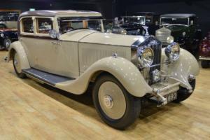 1931 Rolls Royce Phantom II Continental.