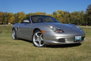 Porsche : Boxster