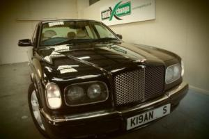 2000 K BENTLEY ARNAGE 6.8 RED LABEL 4D AUTO 401 BHP