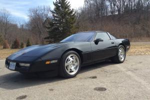 Chevrolet : Corvette ZR1