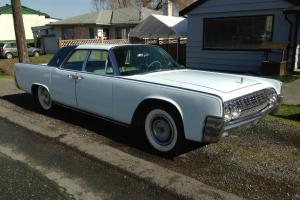 Lincoln : Continental Continental