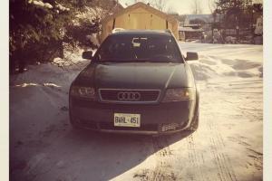 Audi : Allroad