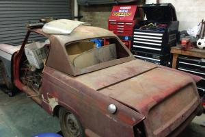 Triumph Herald 2 Door Coupe 1960 Model FOR Restoration OR Parts in Mount Waverley, VIC