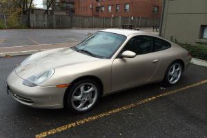 Porsche : 911 C4 Coupe