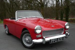 1962 Austin Healey Sprite MK2 (HAN 6) 948cc 4 speed manual 2 door Convertible