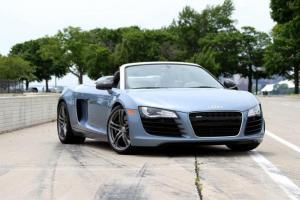 Audi : R8 Spyder