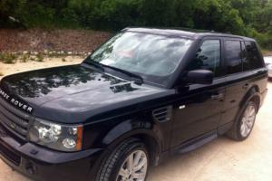 Land Rover : Range Rover Sport HSE