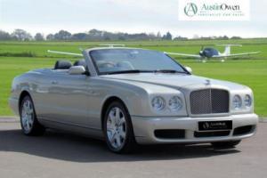2007 06 BENTLEY AZURE 6.8 AZURE 2D AUTO 451 BHP