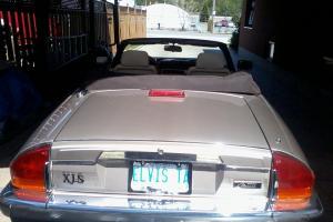 Jaguar : XJS Base Convertible 2-Door