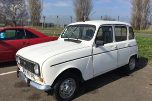 Renault 4 LT *LOW MILEAGE* Photo