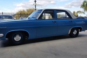 1967 Holden Special HR 4D Sedan
