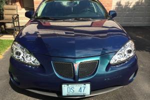 Pontiac : Grand Prix GT Sedan 4-Door Photo