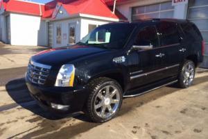 Cadillac : Escalade suv