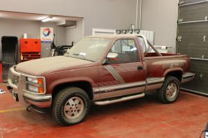 Chevrolet : C/K Pickup 1500 GROUND EFFECTS