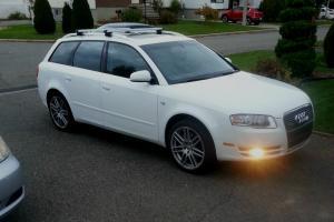 Audi : A4 Avant Quattro