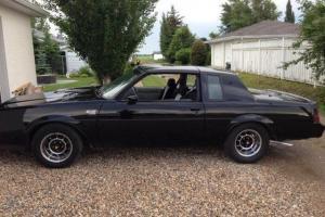 Buick : Regal 2 Door Coupe Grand National