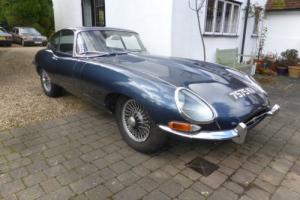 Jaguar 'E' TYPE