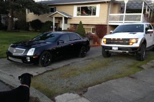 Cadillac : STS V Sedan 4-Door