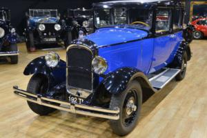 1929 Citoen AC4 Berline Saloon. LHD