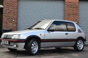 1990 PEUGEOT 205 1.9 GTI 3D 130 BHP MINT ORIGINAL UNTOUCHED! Photo