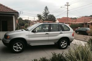 BMW X5 3 0i 2001 4D Wagon Sports Matic 3L Multi Point F INJ 5 Seats in Five Dock, NSW