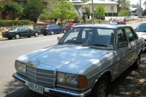 Mercedes Benz 280E 1979 Model W123 in Fortitude Valley, QLD