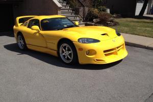 Dodge : Viper GTS Coupe 2-Door