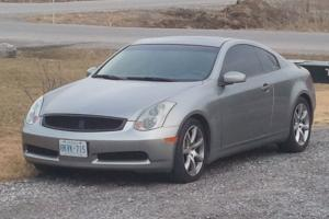 Infiniti : G35 Brembo 6 speed