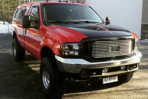 Ford : F-350 XLT Photo