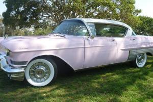 1957 Cadillac Fleetwood Sedan in Urangan, QLD