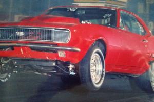 67 Camaro Drag CAR in Boonah, QLD
