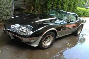 Chevrolet : Corvette L82