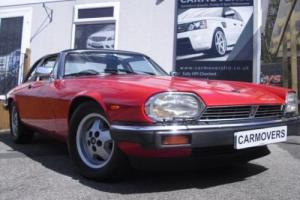 1986 C JAGUAR XJ 5.3 C V12 2D AUTO ( INVESTMENT OPPORTUNITY )